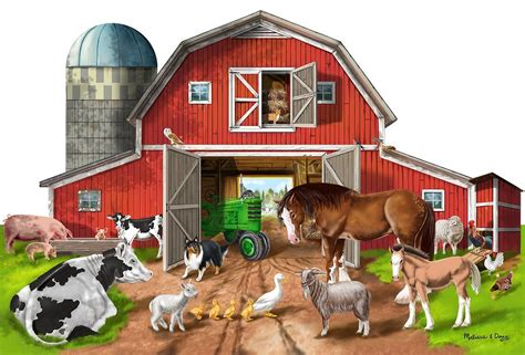 and doug barn jigsaw puzzles for the whole family webnuggetz