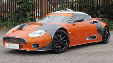 2009 Spyker C8 Laviolette Lm85 Start Up Exhaust And In
