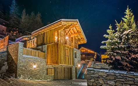 luxury ski chalet chalet husky val d isere firefly collection