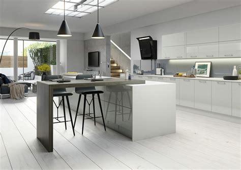 photo cuisine avec plan de travail moderne en 65 id 233 es