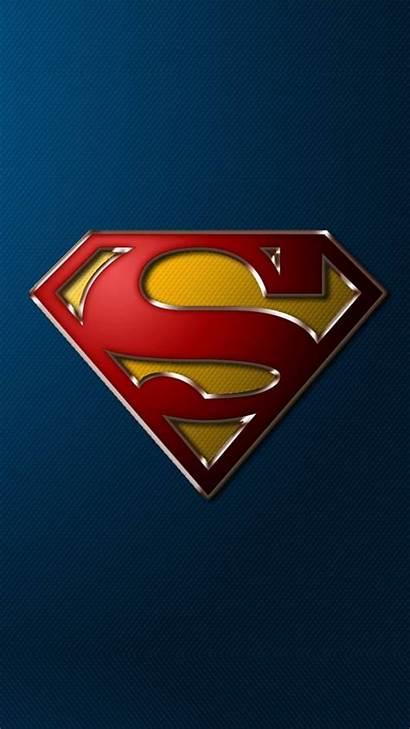 Superman Iphone Zedge Wallpapers Symbol Batman Georgekev