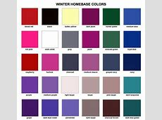 21 best images about My Colors Deep Winter on Pinterest