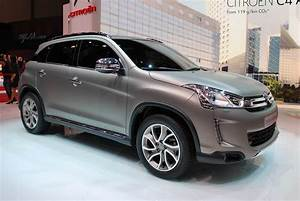 2012 Citro U00ebn C4 Aircross Is Ready For Soft