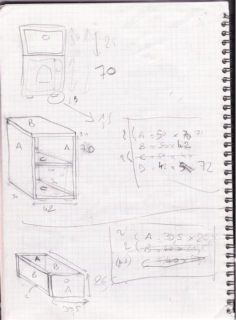 plan de meuble de cuisine idées de décoration intérieure