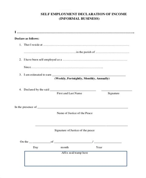 sample  employment forms