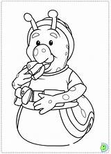 Fifi Flowertots Pages Wok Colouring Coloring Template Penquins Popular Library sketch template