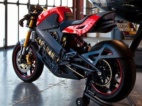 une moto electrique sortira en  lempulse de brammo
