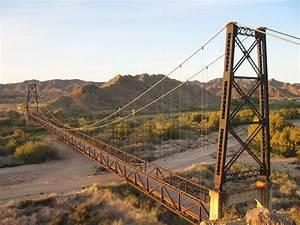Mcphaul Suspension Bridge