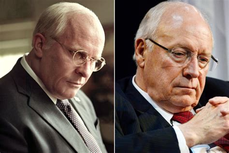 See Christian Bale Incredible Dick Cheney Transformation