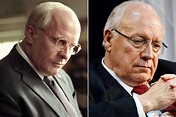 Christian Bale's Transformation Into Dick Cheney Is Mind ...