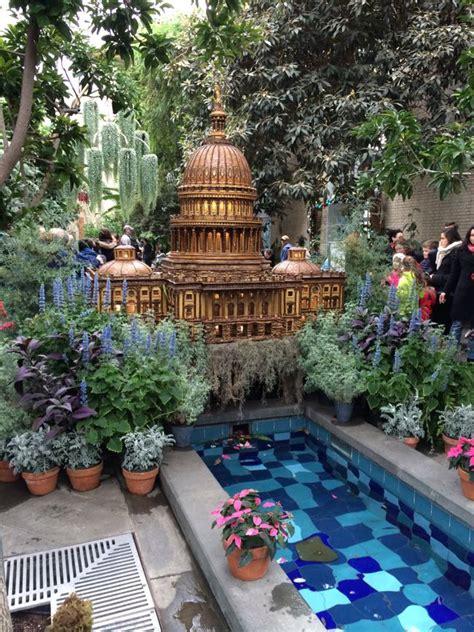 dc botanical gardens us capitol botanical gardens garden ftempo