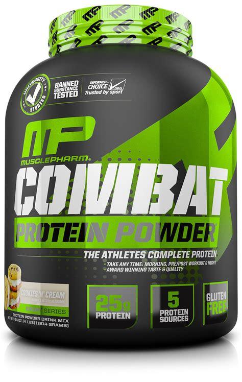 Amazon.com: Muscle Pharm Combat Casein Supplement, Cookies