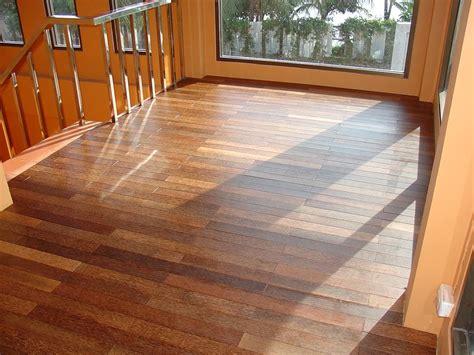 Hardwood Vs.laminate Floors