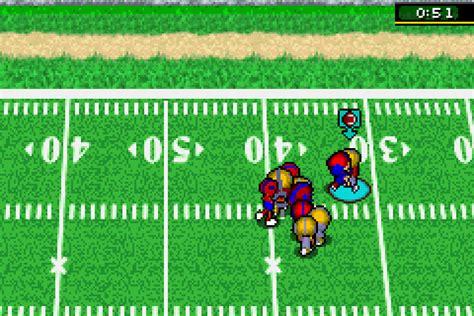 Backyard Football Gba by Backyard Football Screenshots Gamefabrique