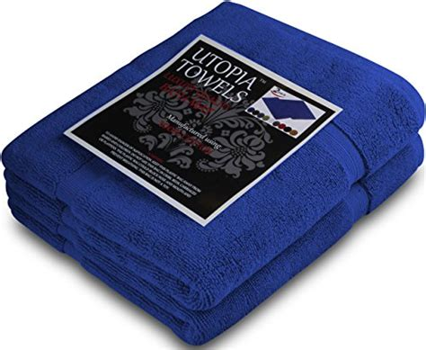 royal blue bath mat set luxury cotton hotel spa tub shower bath mat floor mat 2