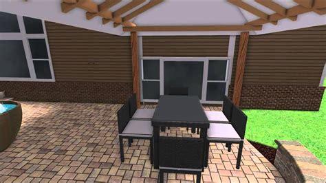 unilock camelot unilock camelot pavers with pavilion