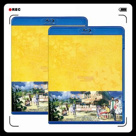 动画《团子大家族 CLANNAD 第2季:AFTER STORY 完整TV版》BDBOX蓝光碟 Blu-ray - 倾城动漫
