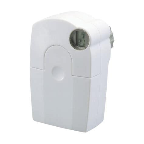 funk thermostat heizkörper rev fht funk heizk 246 rper thermostat heizungsregler heizung regler digital lcd ebay