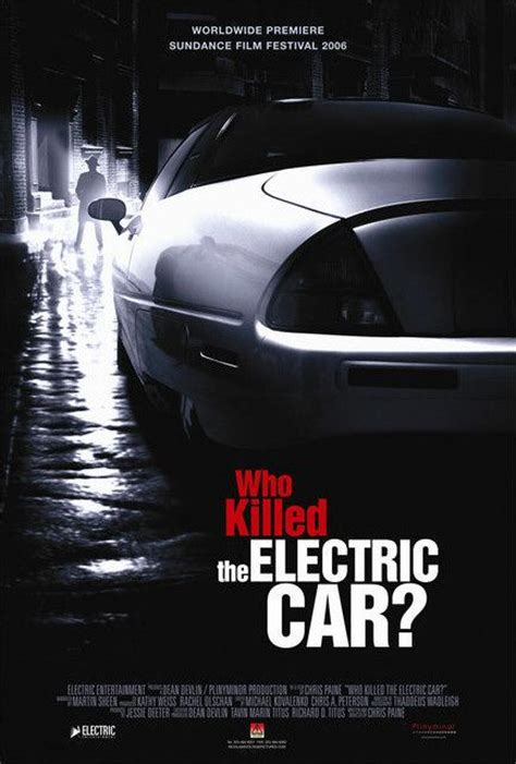 Who Killed The Electric Car by Who Killed The Electric Car Movieguide Reviews
