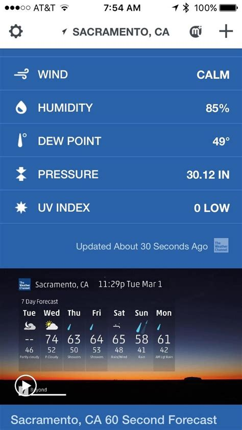 weather channel app for iphone best weather apps for iphone imore 1219