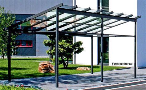 Beckmann Carport Aluminium  Frische Haus Ideen