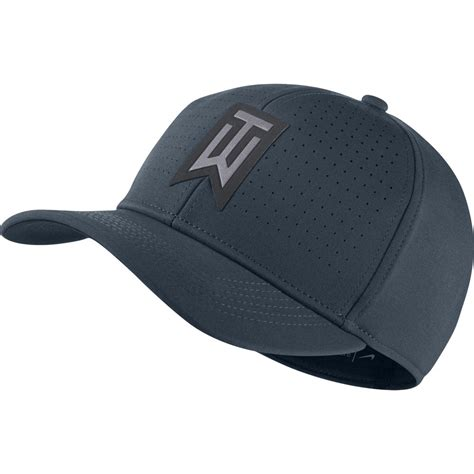 NEW Nike Tiger Woods AeroBill Classic 99 Perforated Navy ...