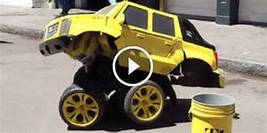 This Is TRANSFORMERS HUMANO - The COOLEST Chevy Camaro ...