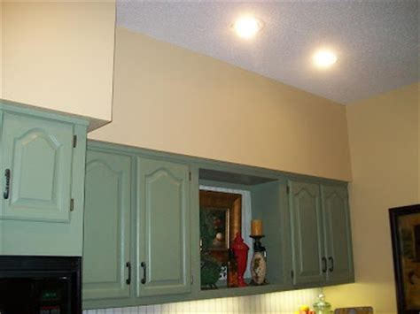 how to build a soffit above kitchen cabinets before and after unsightly kitchen soffits the 9695