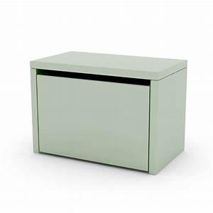 Coffre De Rangement Blanc : table de chevet coffre de rangement vert d 39 eau flexa play design ~ Nature-et-papiers.com Idées de Décoration