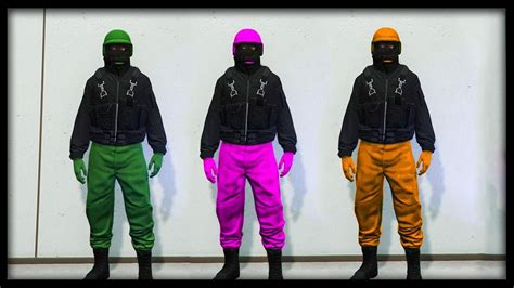 Gta 5 Modded Outfits Pictures to Pin on Pinterest - PinsDaddy