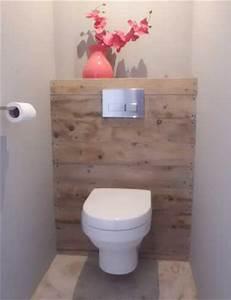Idee Deco Wc : 10 fa ons d 39 arranger la d co de ses wc deco cool ~ Preciouscoupons.com Idées de Décoration