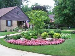 Landscaping Design Ideas For Front Of House Sensational Design Ideas Small House Front Yard Landscaping Ideas Garden Ideas Front Yard Lands Beautiful Garden