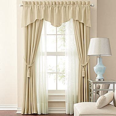 jcpenney silk drapes jcp home supreme antique satin pinch pleat drapery panel