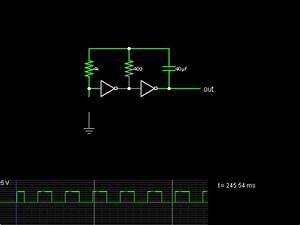 Inverter Oscillator