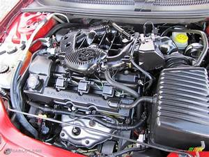 2005 Chrysler Sebring Gtc Convertible 2 7 Liter Dohc 24 Valve V6 Engine Photo  38321335