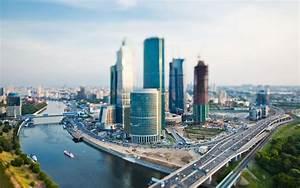 Moscow International Business Center wallpaper #11996