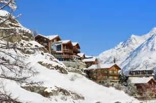 luxury ski chalets for rent in the swiss alps