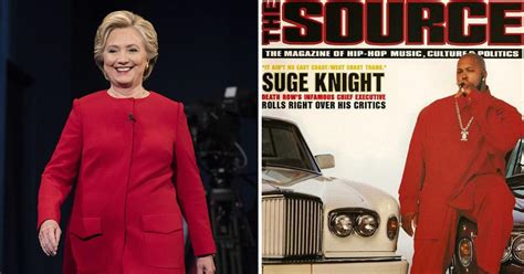 Hillary Jokes She Draws Style Inspiration From Death Row