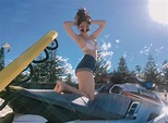 海灘正妹 主打人氣名媛 歐陽妮妮:『終於有腰了!2個月剷6公斤,海灘炫腹去吧』 - Yahoo時尚美妝編輯群