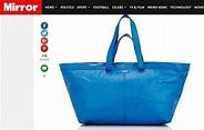 別搞錯了!名牌包撞購物袋 IKEA推全新廣告搞笑回應 | 國際 | 三立新聞網 SETN.COM