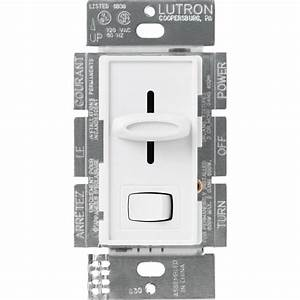 Lutron Skylark 600-watt Single-pole Dimmer