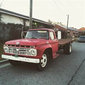 My 66 F600 Flatbed