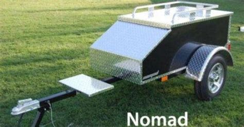 small pull cers small trailers to pull behind your car motorcycle trailers pull behind motorcycle cargo