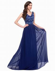 blue bridesmaid dresses 2016 grace karin beaded wedding With cheap wedding dresses under 50