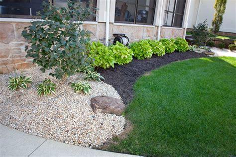 gravel landscaping b t klein s landscaping landscapes designed landscapes
