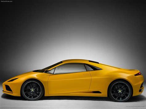 2010 Lotus Elan Concept Car Wallpaper