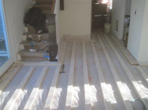 subfloor for hardwood floors plywood subfloor over concrete houses flooring picture ideas blogule