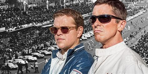 Ford vs ferrari first pretends to be a film about healthy competition, thanks to which all the best in this world is born. Ford v Ferrari True Story: What The Movie Changed (& What Happened Next)