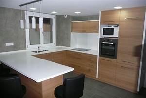 plan de travail en resine de synthese cuisine cm With plan de travail en resine pour cuisine