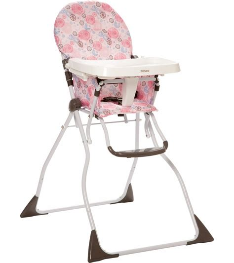 cosco high chair seat pad cosco slimfold high chair casey